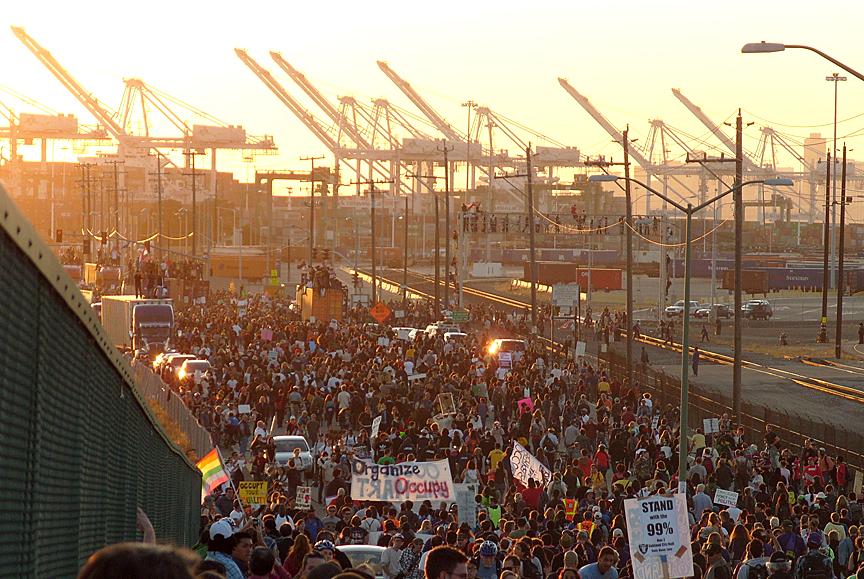 Oakland General Strike, 2011