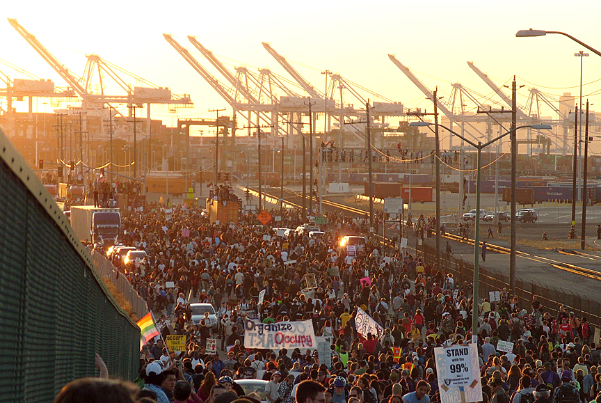 Oakland General Strike, 2011
